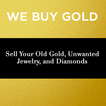 Gold Diamond Buying Square
